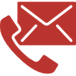 call and mail icon